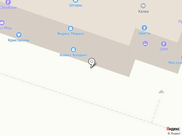 Китай-авто на карте Рязани