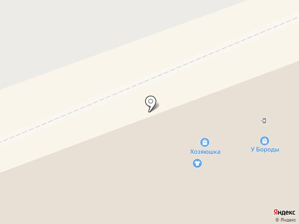 Хозяюшка на карте Северодвинска
