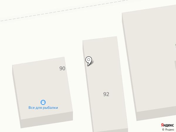 Магазин-склад строительных и отделочных материалов на карте Ростова-на-Дону