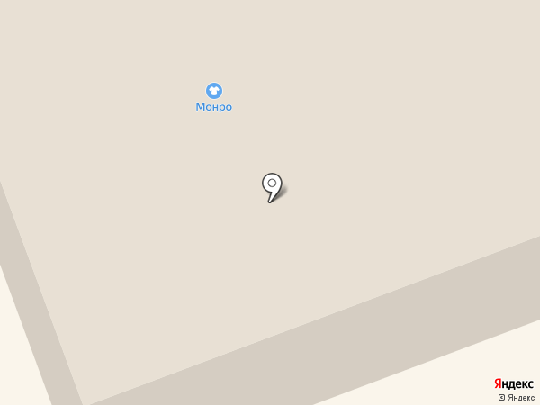 Винный супермаркет на карте Северодвинска