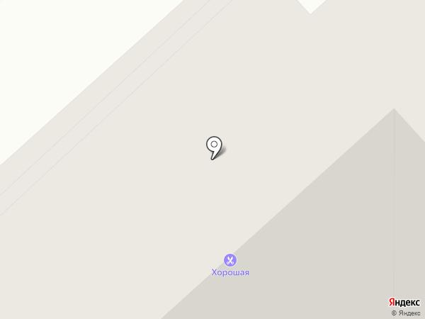 Хорошая на карте Ярославля