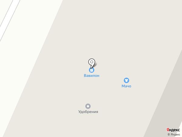 Участковый пункт полиции №18 на карте Северодвинска