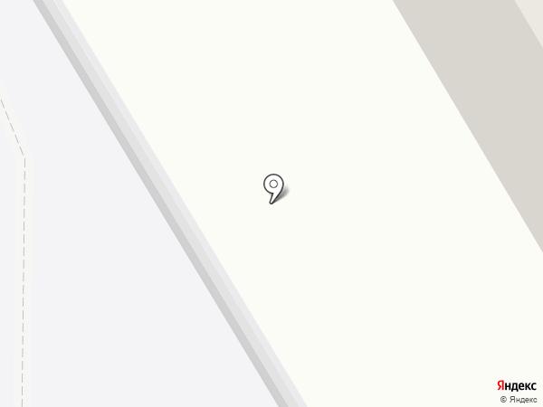 Строящийся жилой дом в пос. Ивняки на карте Ивняков