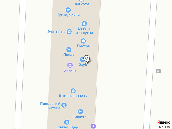Ковка-Лидер на карте Ростова-на-Дону