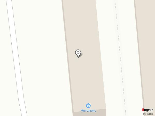 Торгово-ремонтная фирма автостекла на карте Рязани