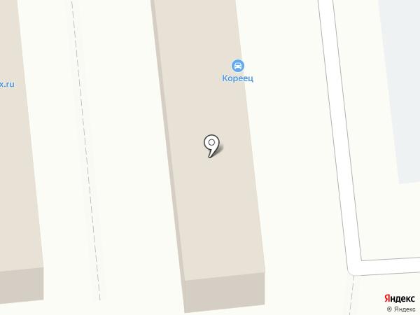 АвтоШок62 на карте Рязани
