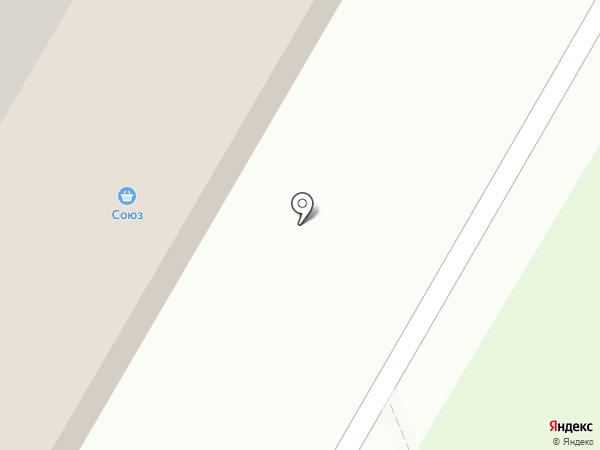 Восторг на карте Северодвинска