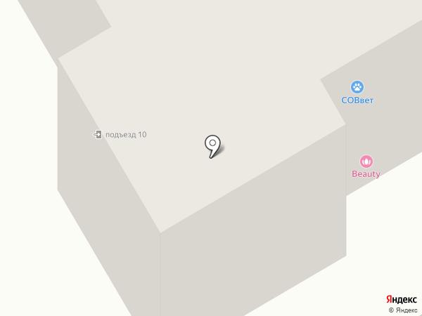 Шаршуня на карте Ивняков