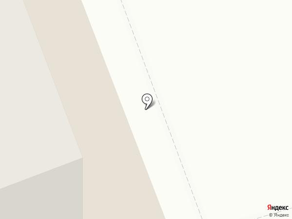 Двери Тека на карте Северодвинска