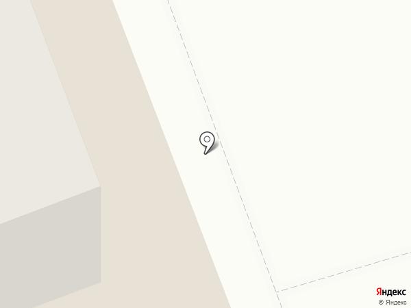 Незнайка на карте Северодвинска
