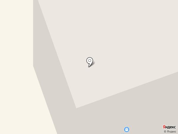 Хороший клёв на карте Северодвинска
