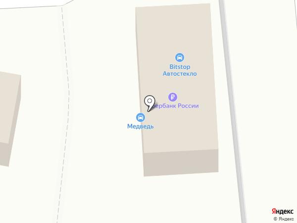 Корея 62 на карте Рязани