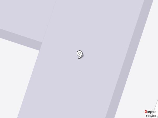 Юниор на карте Рязани