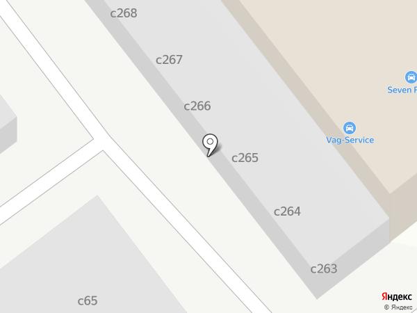 VAG-Service на карте Рязани