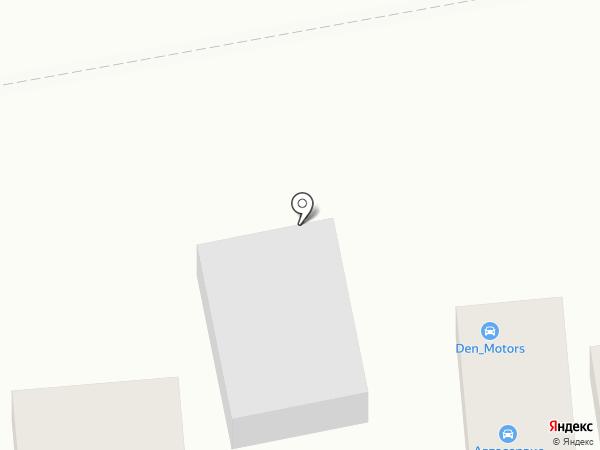 Аква Маркет на карте Ростова-на-Дону