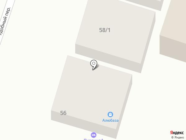 Самокат на карте Ростова-на-Дону