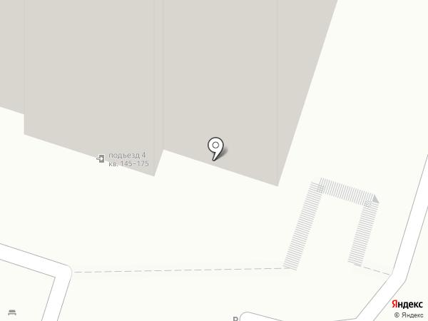 Строитель на карте Рязани