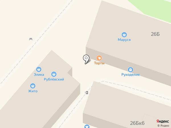 МилоДому на карте Рязани