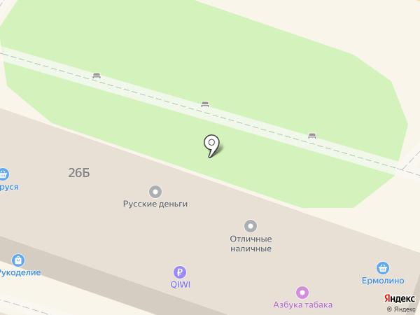 Магазин тортов на карте Рязани