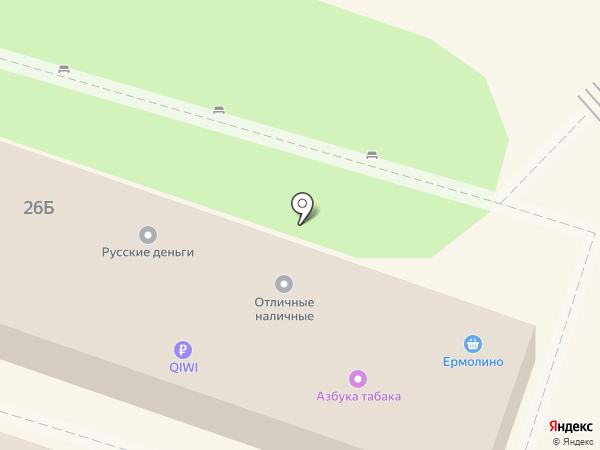 Билайн на карте Рязани