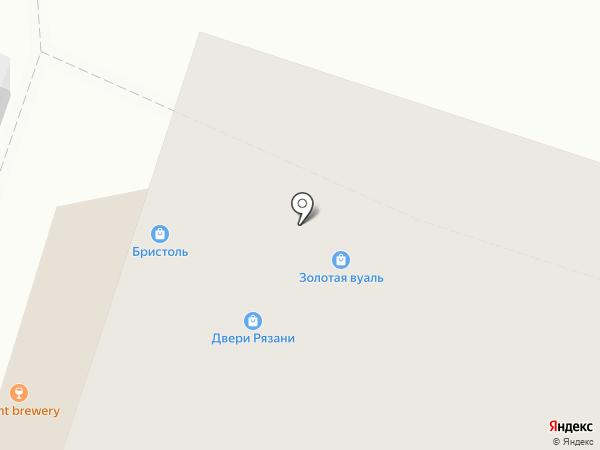 В помощь Маме на карте Рязани
