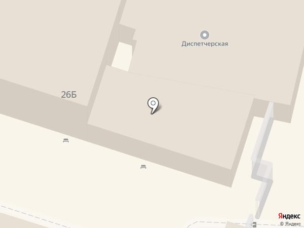 Магазин женской одежды на карте Рязани