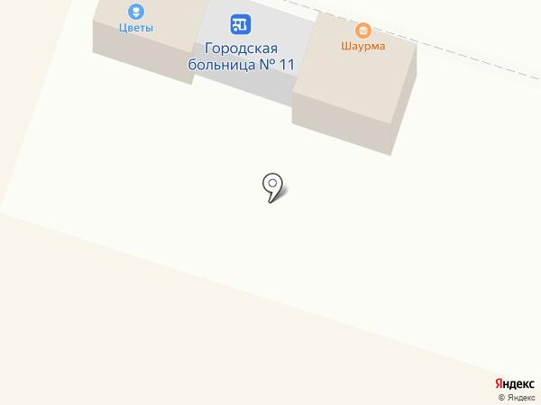 Отличные наличные на карте Рязани