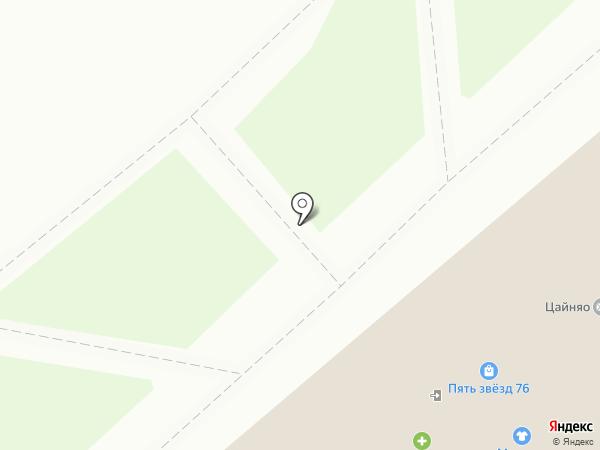 Плюшки Ватрушки на карте Ярославля