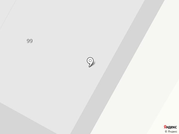 Сруб-Проект на карте Вологды