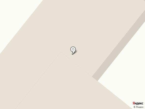 Северодвинская станция скорой медицинской помощи на карте Северодвинска