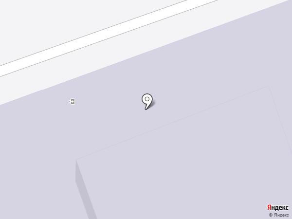 Детский сад №62, Родничок на карте Северодвинска