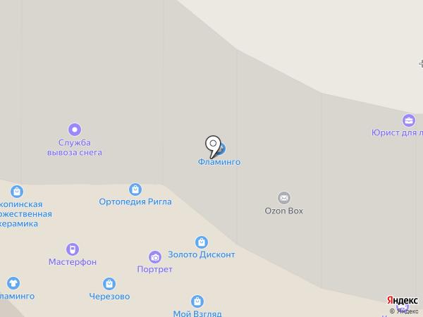 Этажи на карте Рязани
