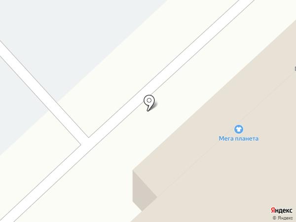 Парадокс на карте Ярославля