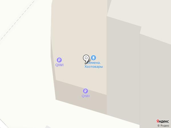 Биг Бен на карте Рязани