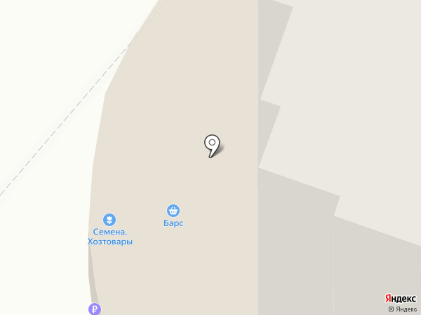 Лаванда на карте Рязани