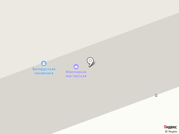 Сударыня на карте Северодвинска