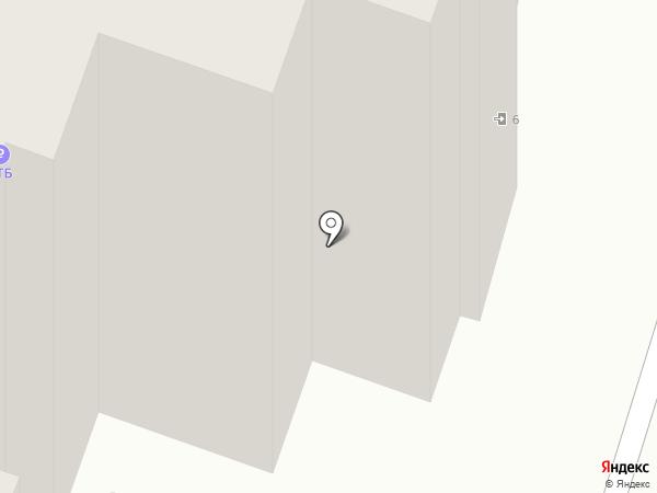 ЛавФит на карте Рязани
