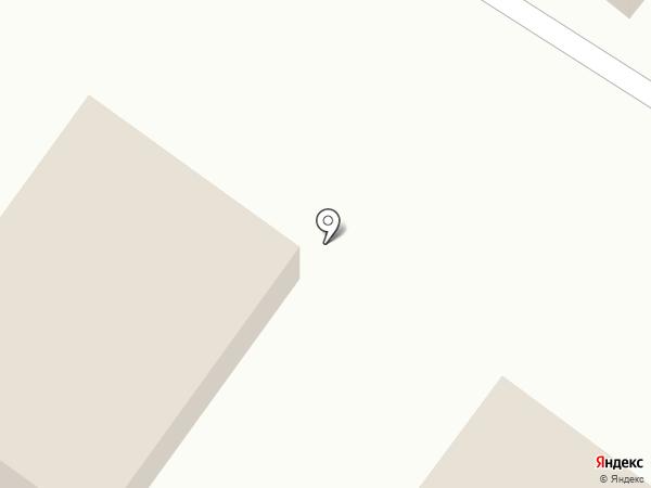 Уютный дворик на карте Аксая