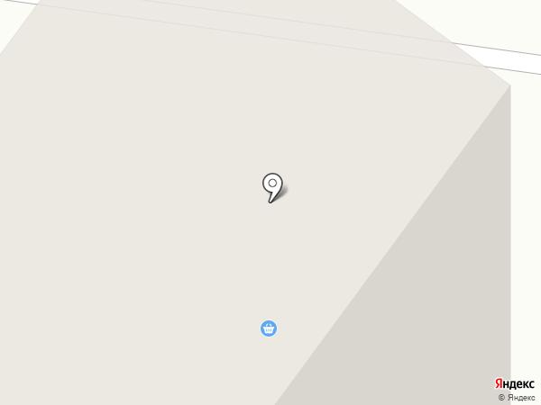 Знакомый сантехник на карте Северодвинска