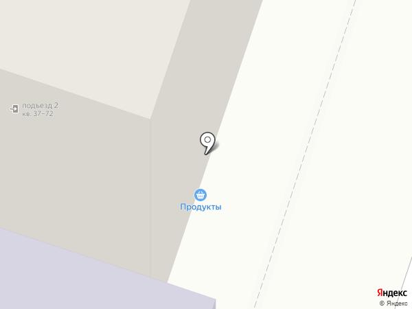 Пиконд на карте Рязани