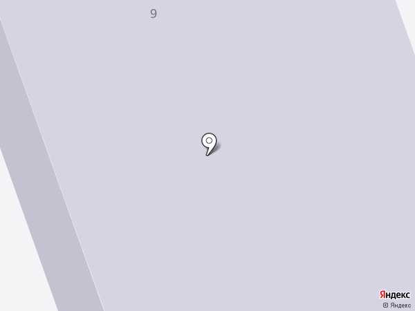 Северодвинская специальная (коррекционная) общеобразовательная школа-интернат на карте Северодвинска