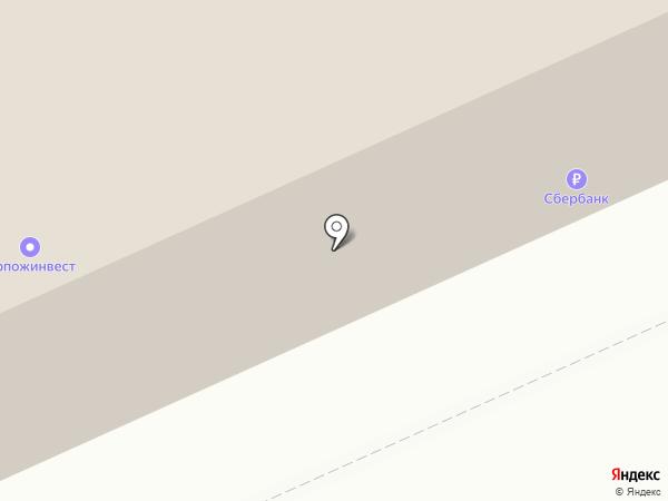 Транспортная компания на карте Ярославля