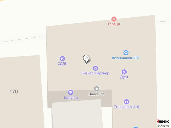 Супермаркет автостраховых услуг на карте Ростова-на-Дону