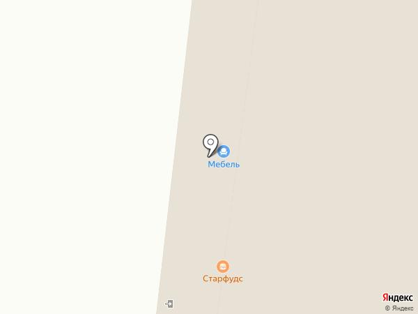 Царица на карте Северодвинска