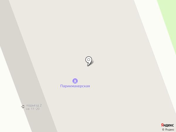 Северо-Западное Арбитражное Агентство на карте Северодвинска