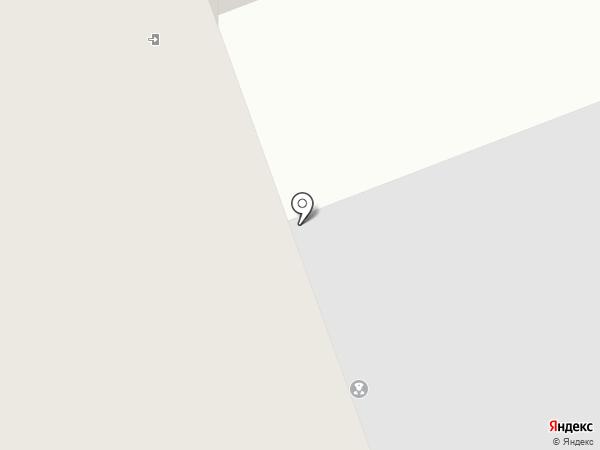 Участковый пункт полиции №13 на карте Северодвинска