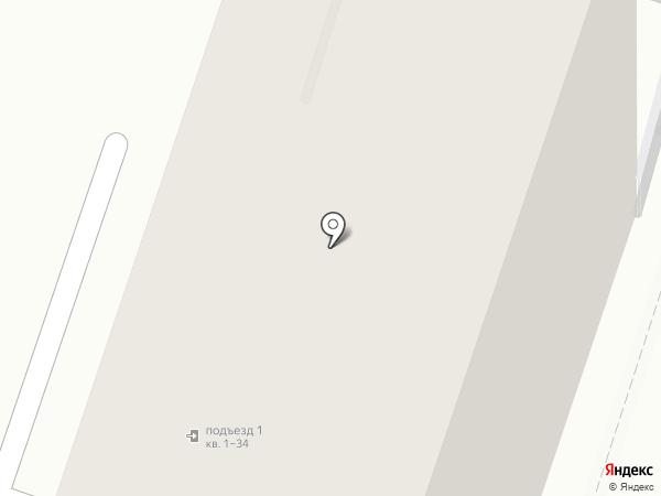 Восход-1, ТСЖ на карте Рязани