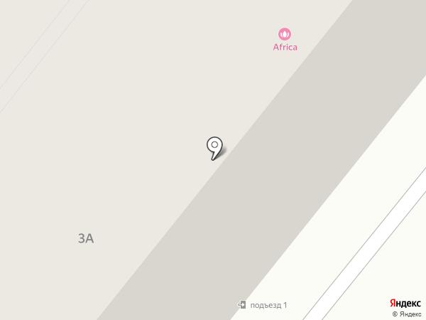 Фотосалон на карте Северодвинска
