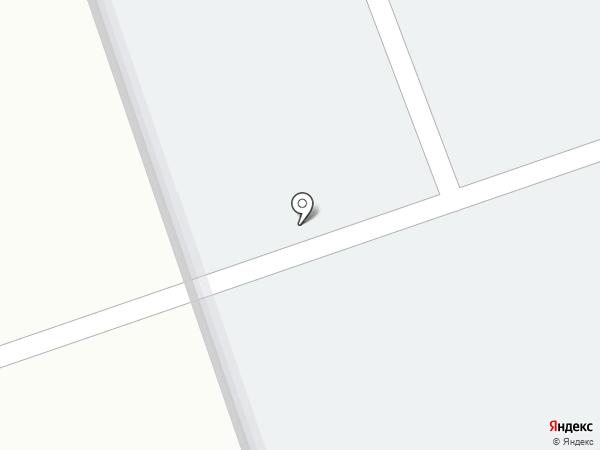 Автостоянка на карте Северодвинска