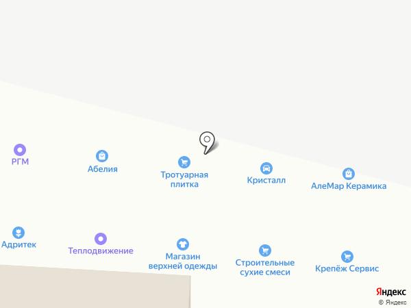Всё электро на карте Янтарного
